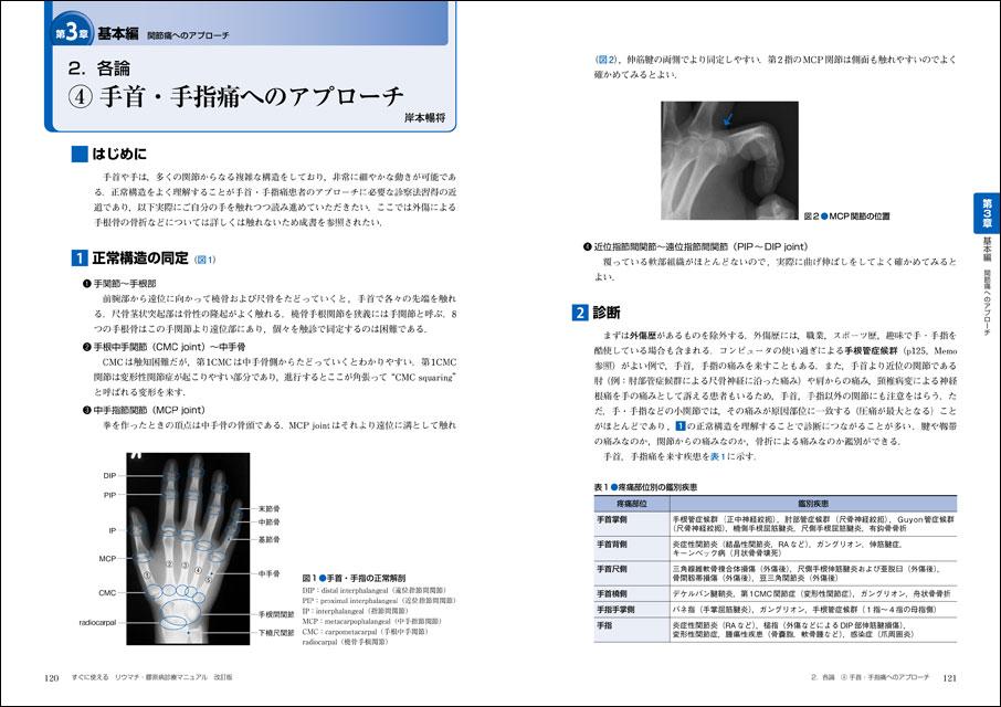 すぐに使えるリウマチ・膠原病診療マニュアル改訂版